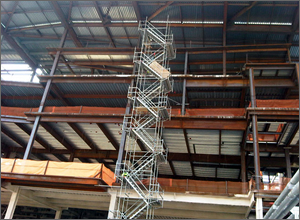 Stair Tower Scaffolding Systems Orlando